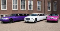 Limousine huren Ede - Vallei Limousines